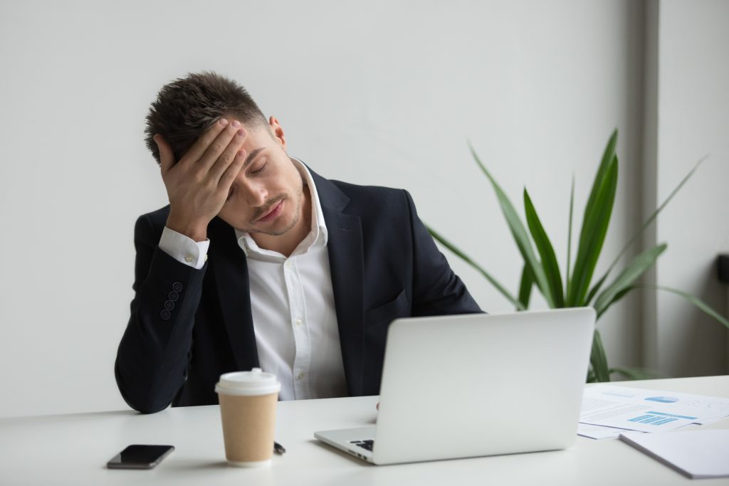 Recovering from an investment gone bad